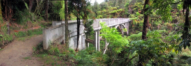 Bridge to Nowhere NZ