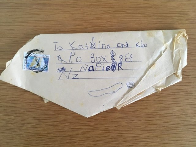 Letter from Lins_1992